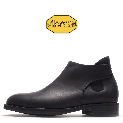 4340-01 / Black Burning / Vibram 05 / B2
