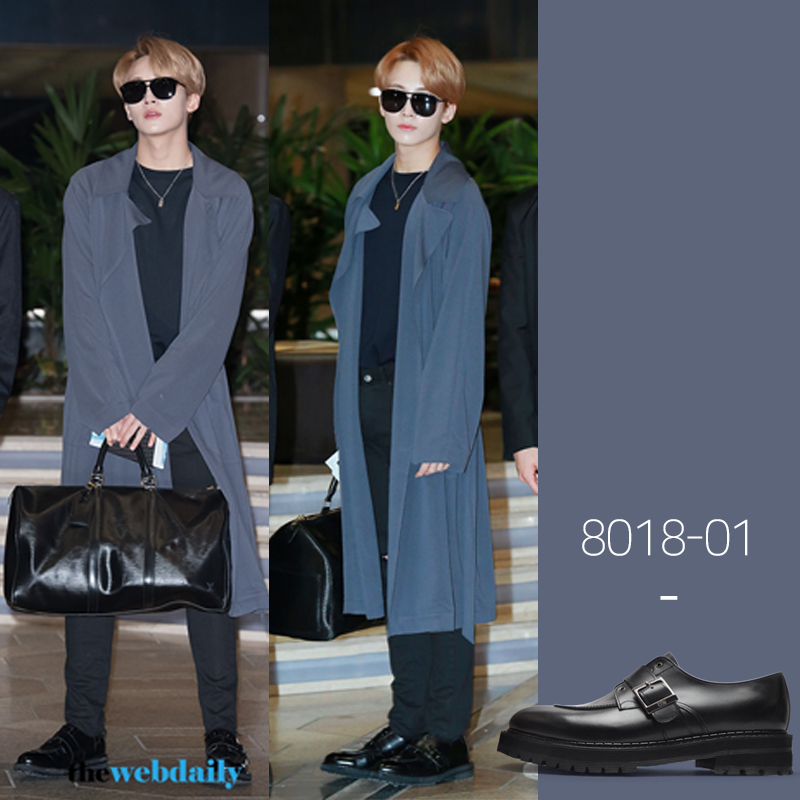 8018-01 / Black Kip / Walker 11 / A5