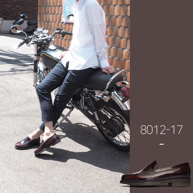 8012-17 / Wine Two-Tone / Vibram 02 / 2012