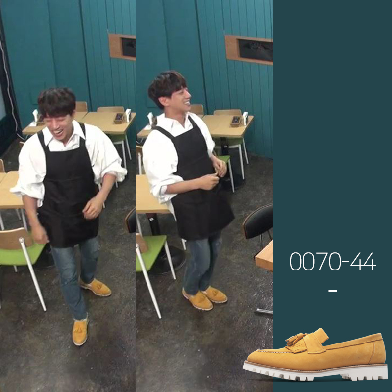 0070-44 / Yellow Nubuck / Walker 01 / G3